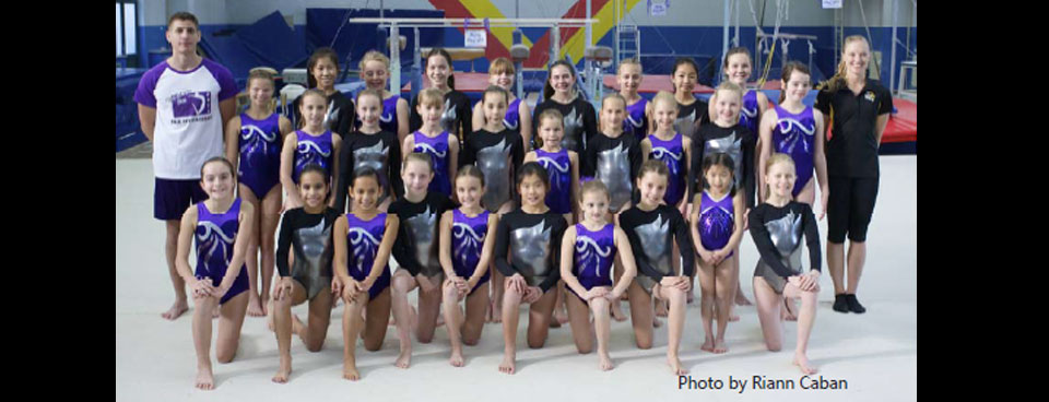 Recreational Gymnastics: Flippin' brilliant!